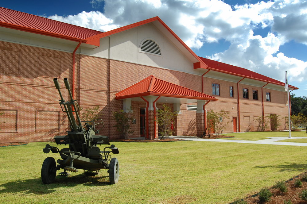 SOF BATTALION HQ & COMPANY OPERATIONS COMPLEX    Hunter Army Airfield  Savannah, GA