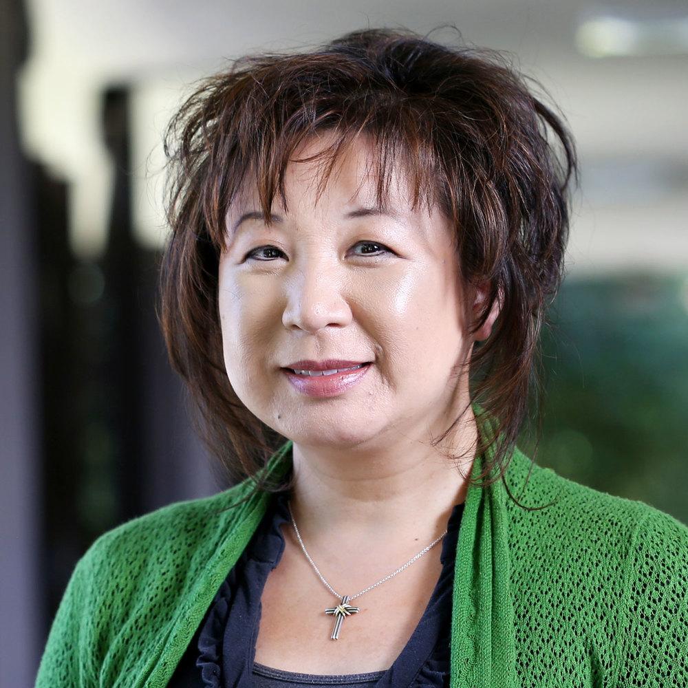 Dentist Karen Yee