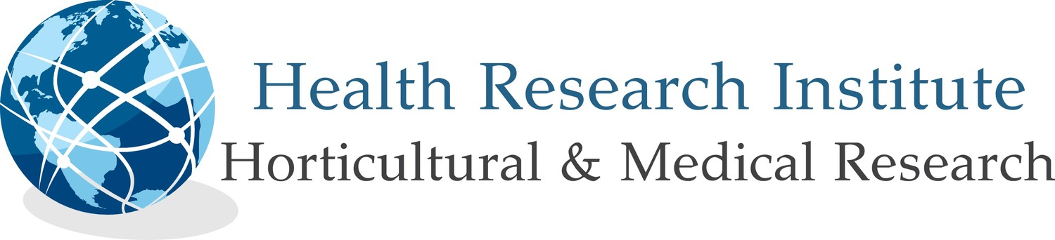 Health Research Institute (HRI) - Natural Products Research, Consulting, and Education