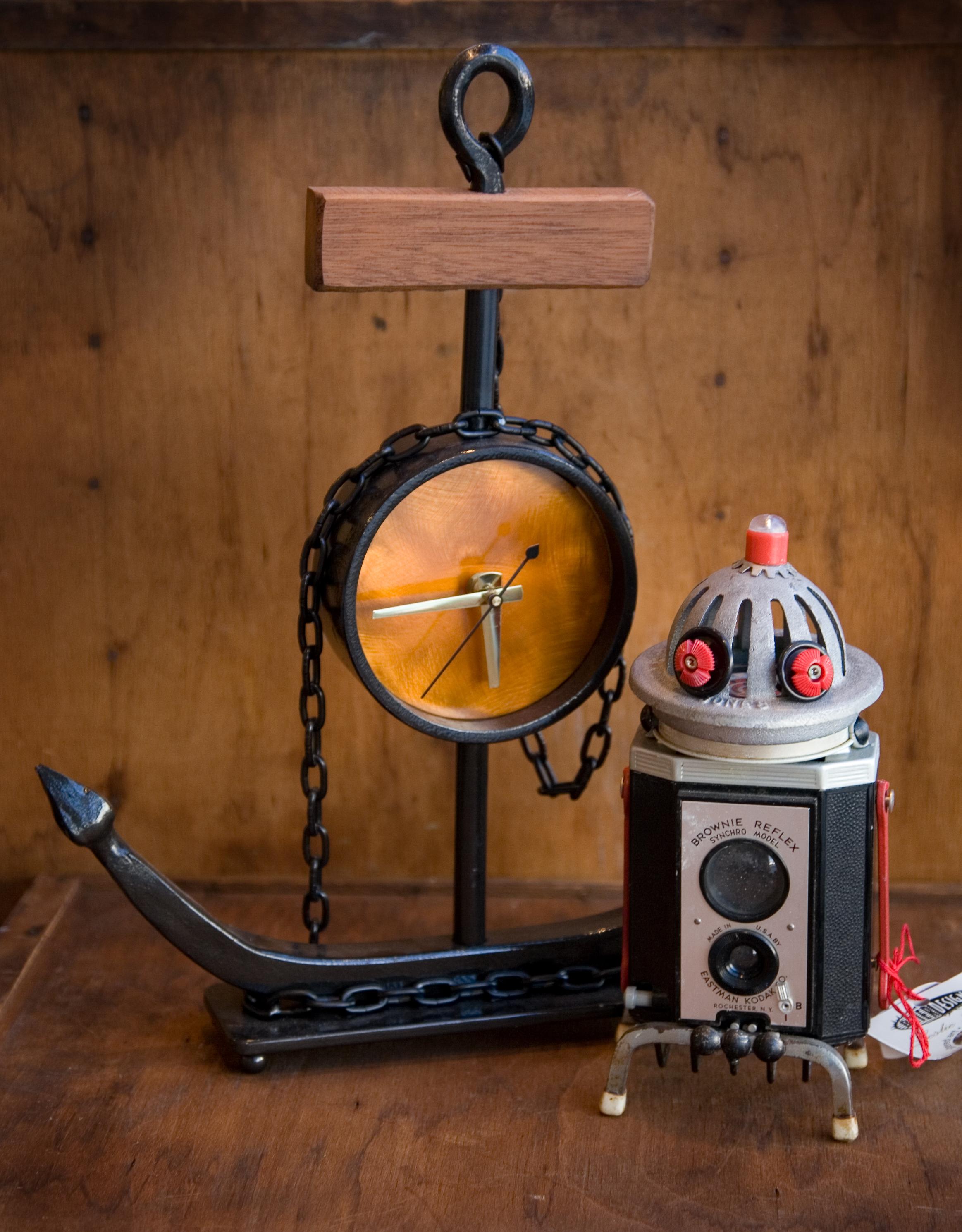 clockrobot