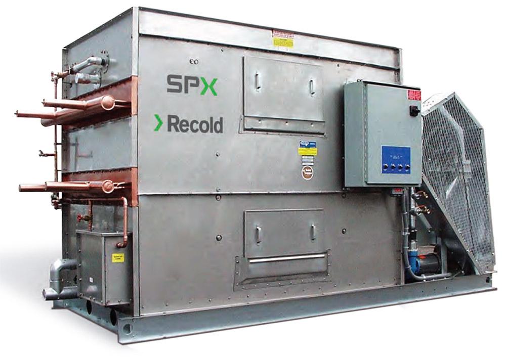 Centrifugal Cooling Tower : Evaporative condensers — resco refrigeration equipment