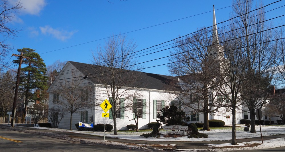 Centre Congregational Church, Main and Summer Streets, Lynnfield, MA