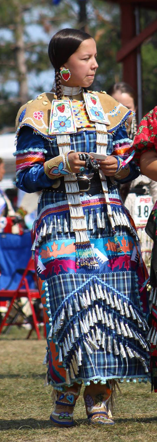 Woman's Jingle Dress
