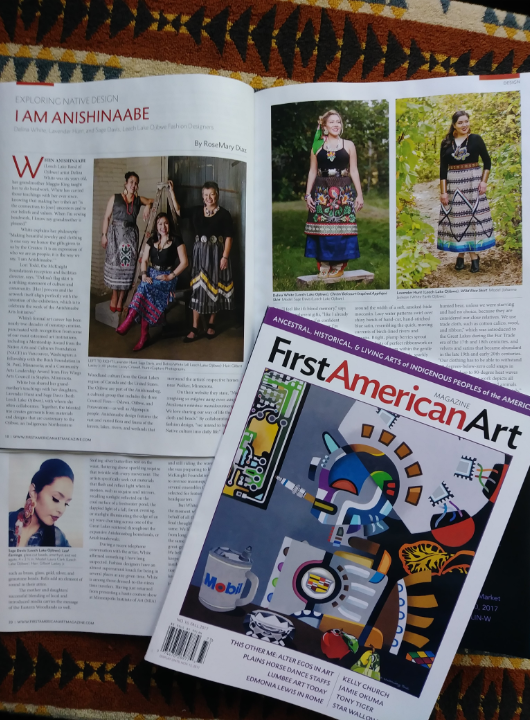 First American Art Magazine2016 -