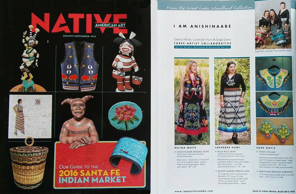 Native American Art Magazine2016 -