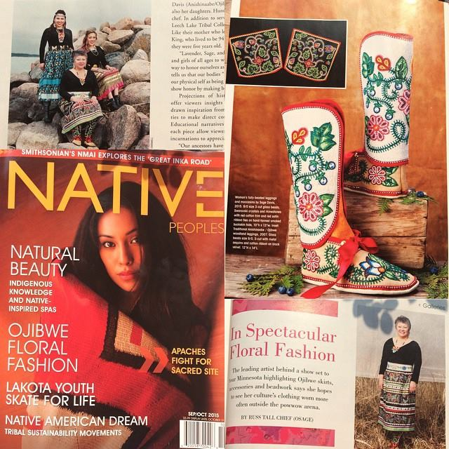 Native Peoples 2015 -