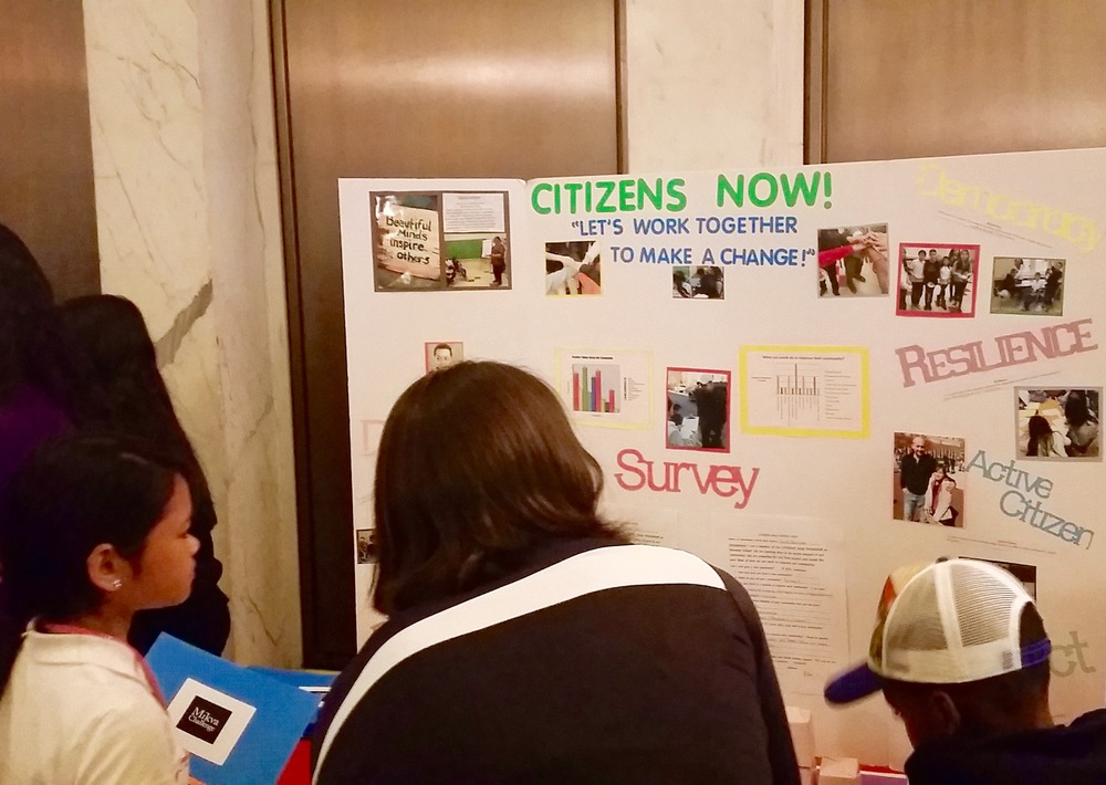 ICE is providing vital civics education to Chicago's youth    Learn more