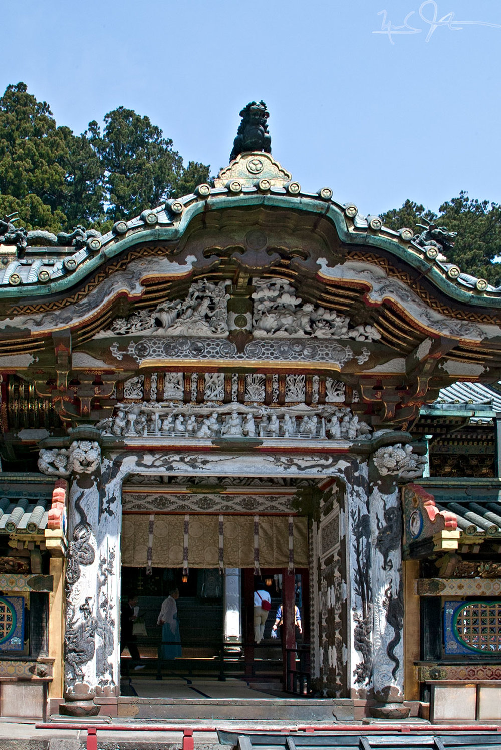 Karamon Gate, Nikko, Japan