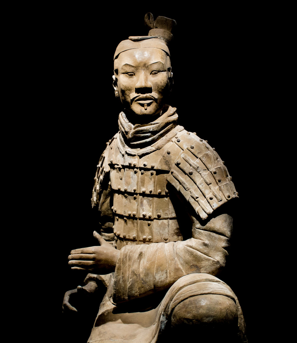 Chinese Terracotta Army - VMFA, Richmond, VA