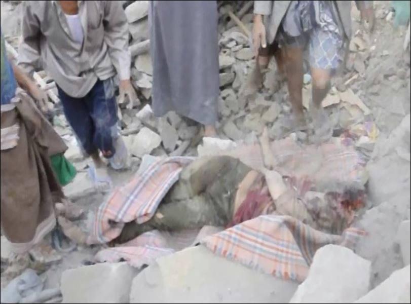 Saada, Yemen 10 June 2015
