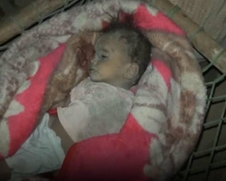 Hajja, Yemen 15 July 2015