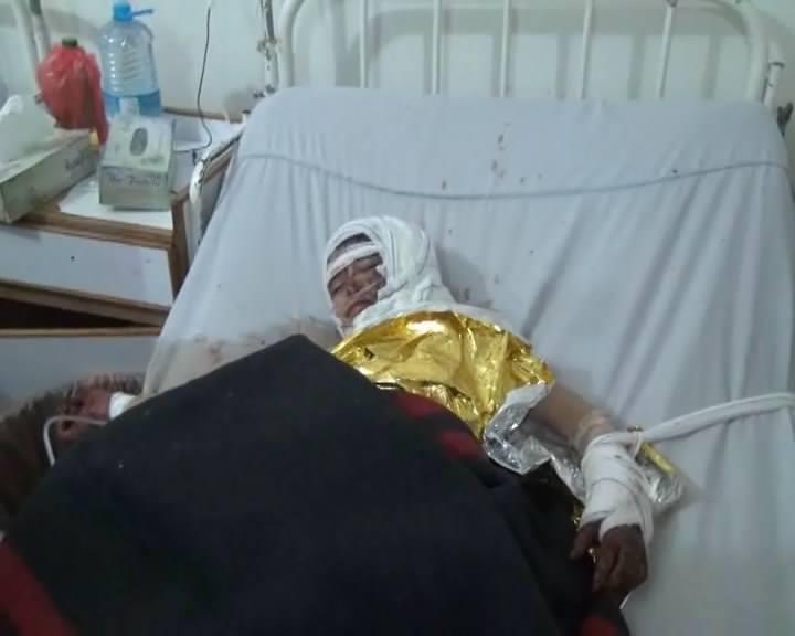 Amran, Yemen 2015 15 April 2015