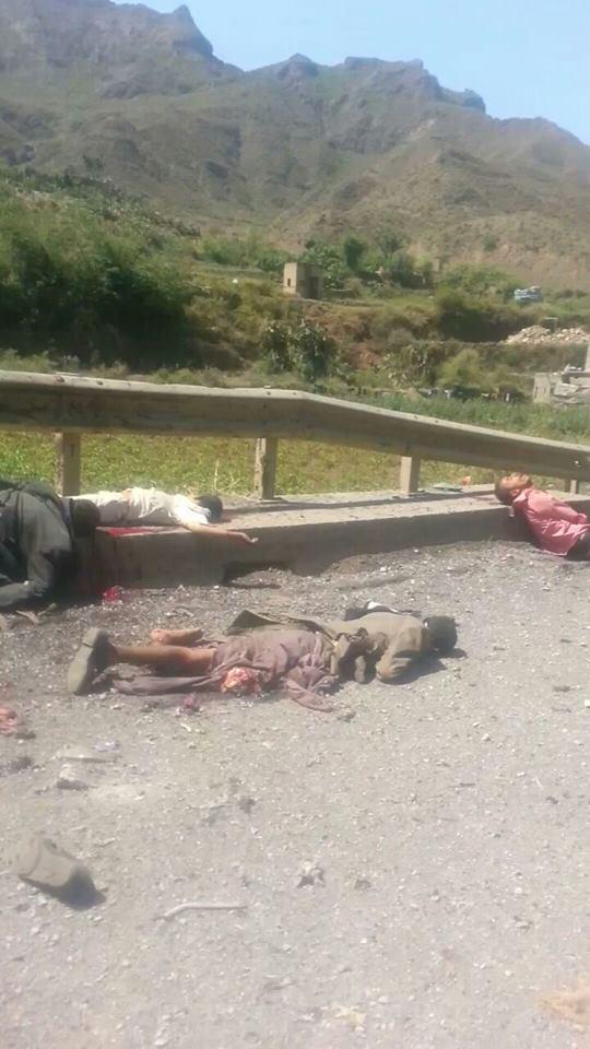 Ibb, Yemen 21 April 2015