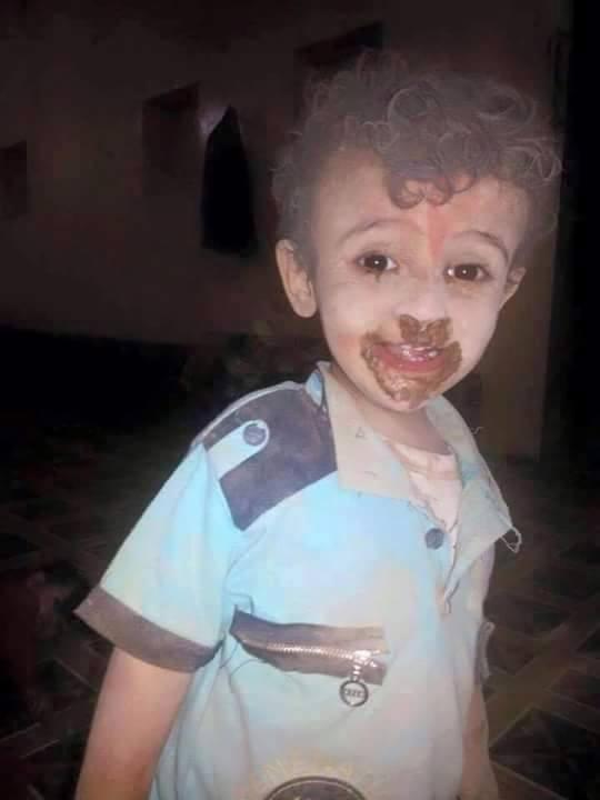Saada, Yemen  9 May 2015