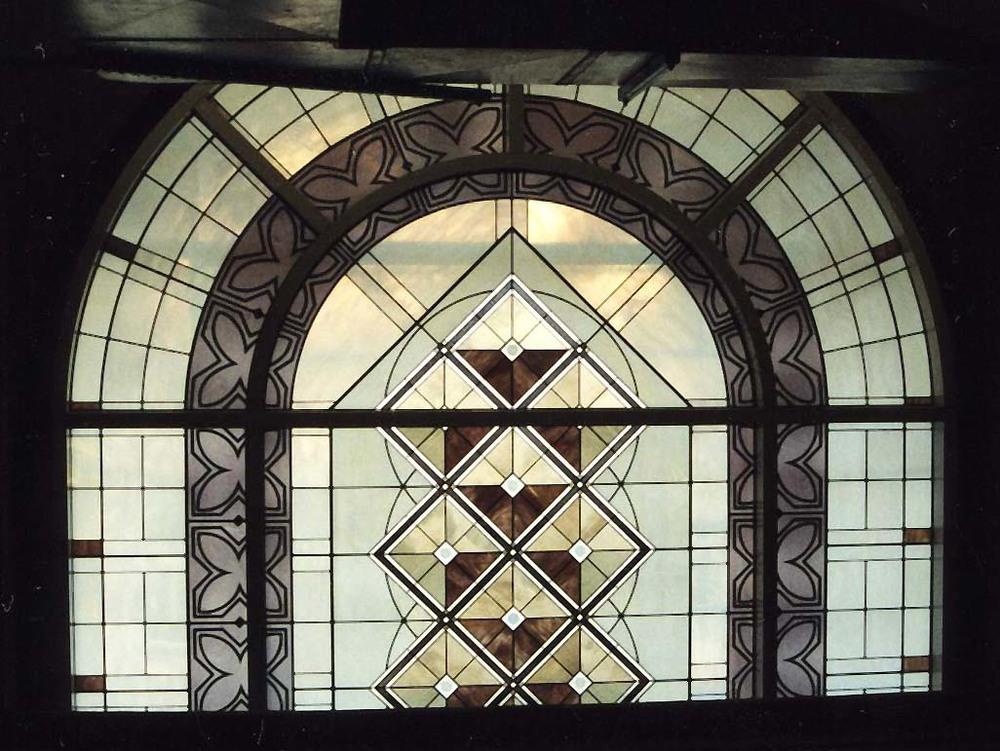 LDS Temple. Campinas, Brasil.  Detail.