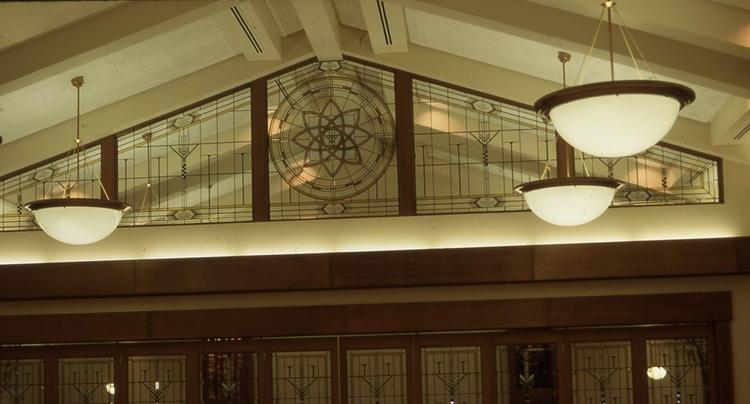 architectural art glass