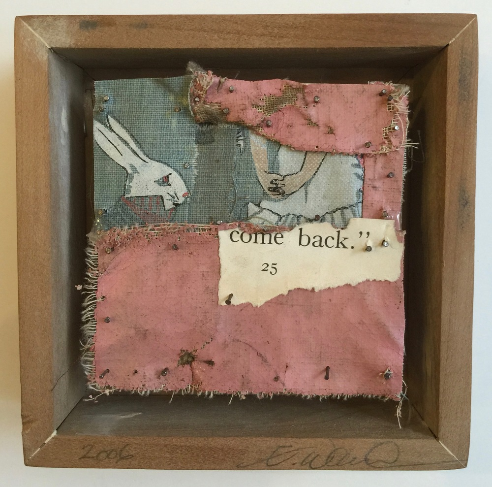 Come Back (wonderland series) 2006.jpg