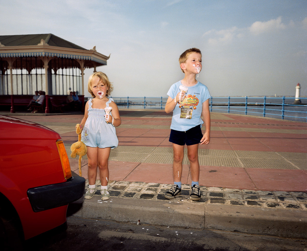 New Brighton, England. From the series   The Last Resort   1983-85. © Martin Parr