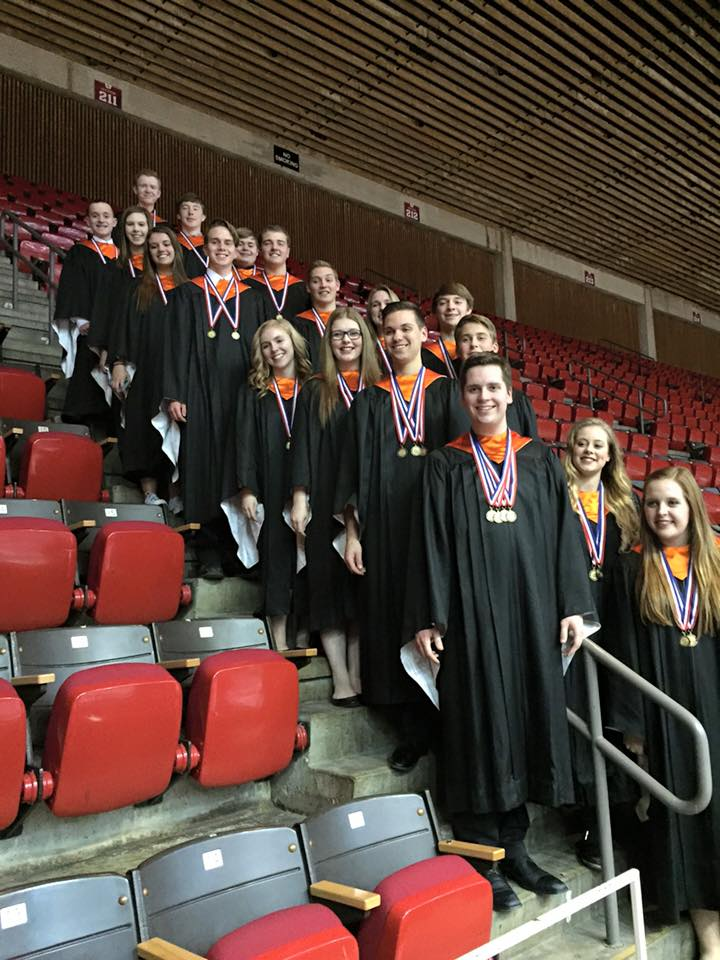 All-State Vocalists