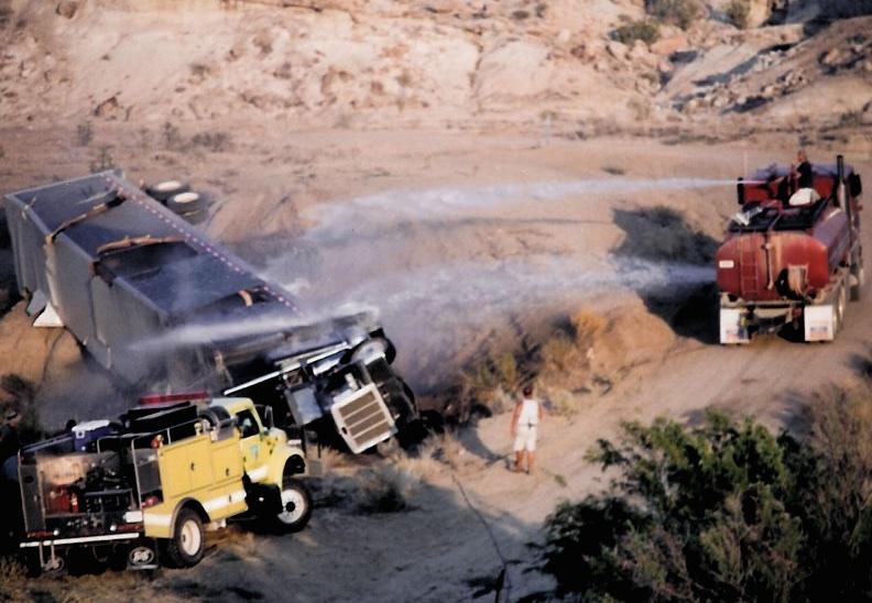 Water Trucks For Film Production Elliott Location Equipment