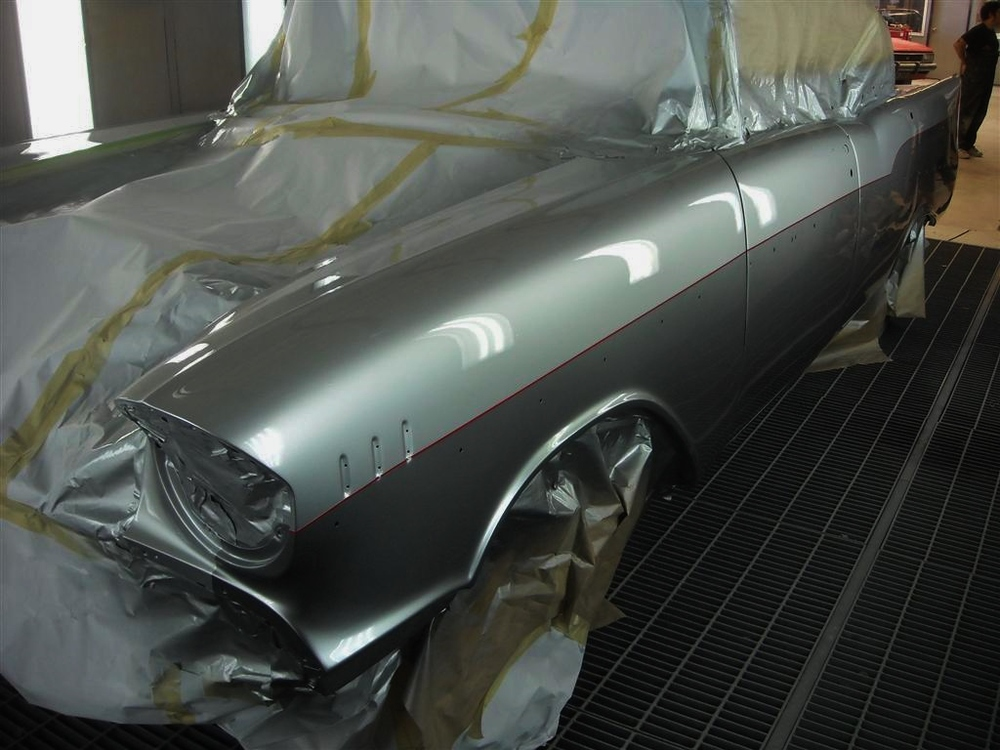 57 Chev Bel Air 4 Door Pillarless 5.JPG