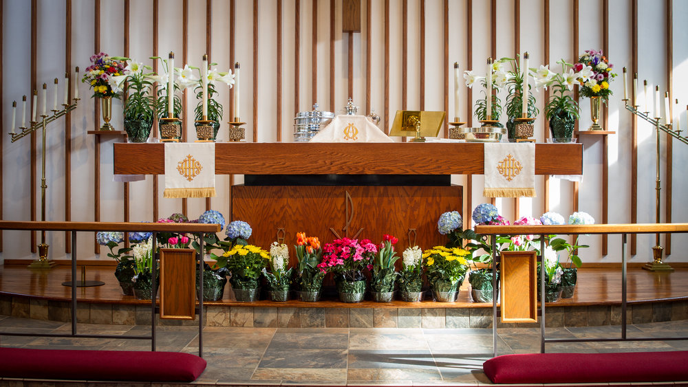 Time To Order Easter Flowers Zion Lutheran Church