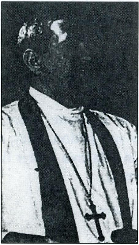 Rev. David Baker