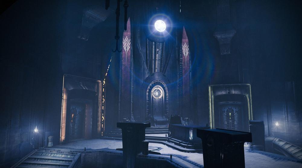 Moon // The Cauldron