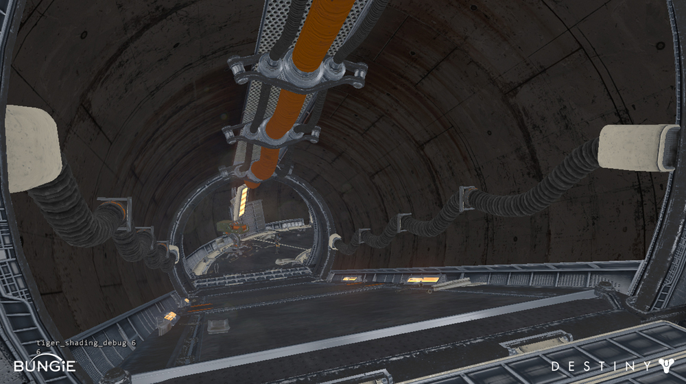 Mars // Meridian Bay // Firebase Rubicon transition