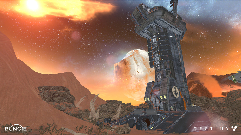 Mars // Meridian Bay // Rubicon Wastes