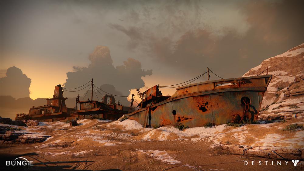 Earth // Old Russia // Forgotten Shore