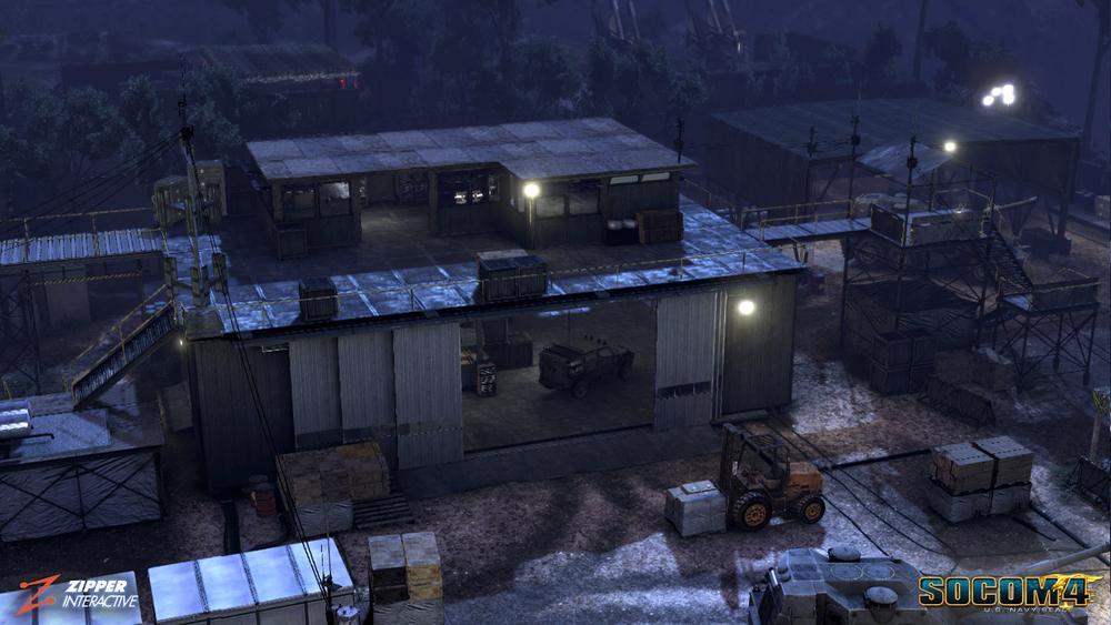 Socom 4 // Outpost