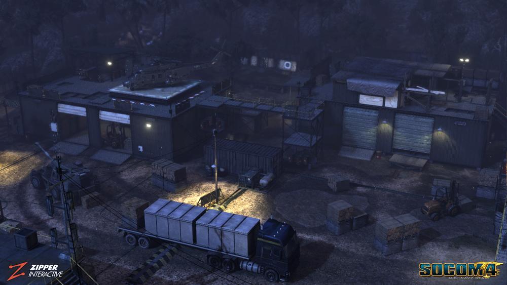 Socom // Outpost