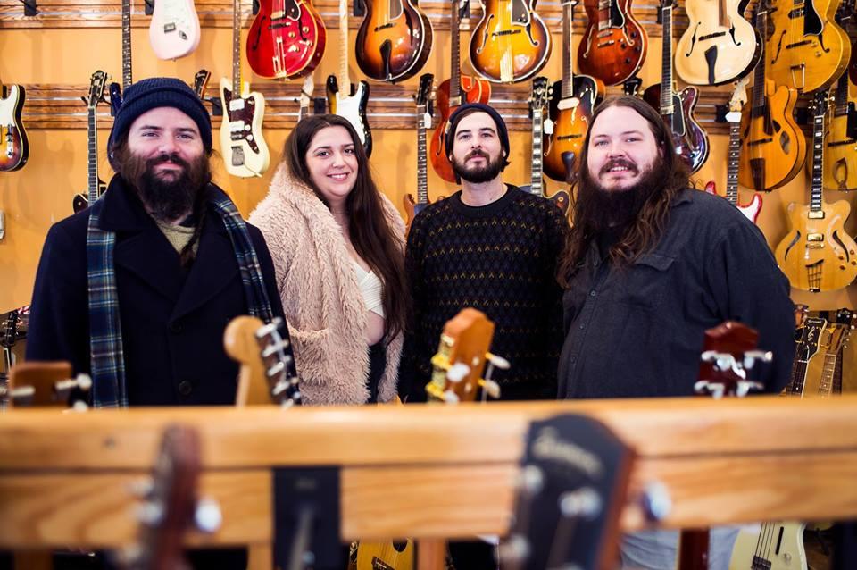 Folkfaces with The Tenants — Abilene Bar & Lounge