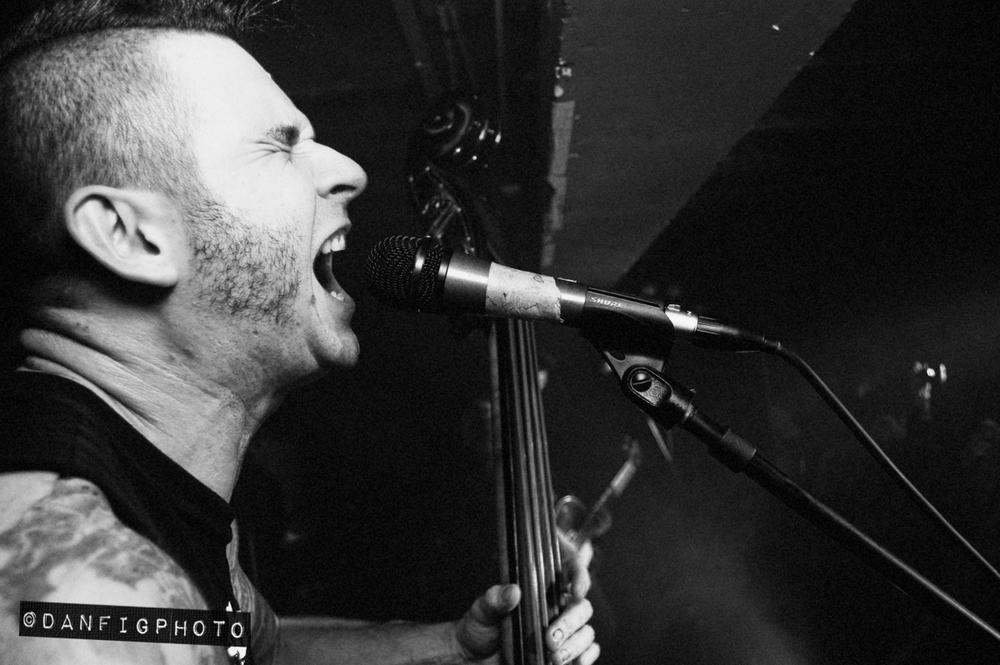 Mutant Cox - Bass - Sick, Sick, Sinners