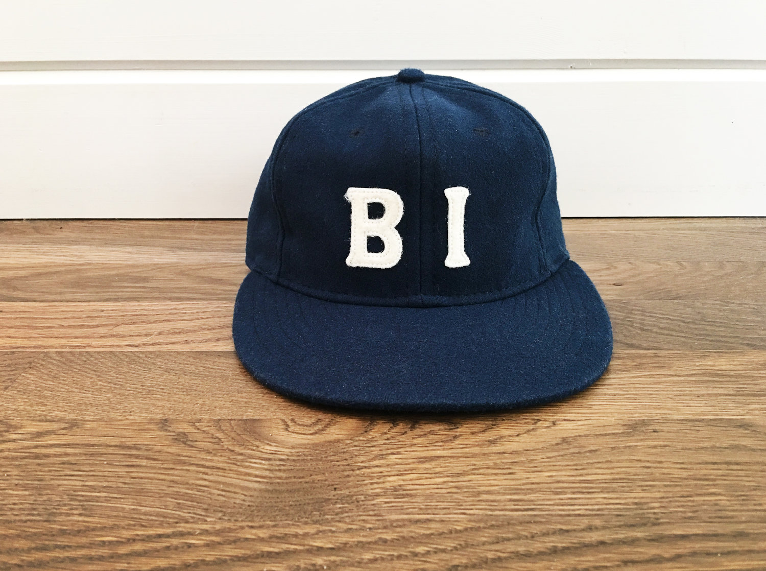 Our exclusive BI navy wool cap by Ebbets — Seaside Station 991a2f6616de