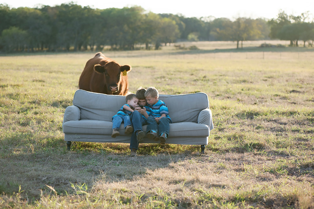 family session fredericksburg Luckenback Texas Hill Country Family Photographer