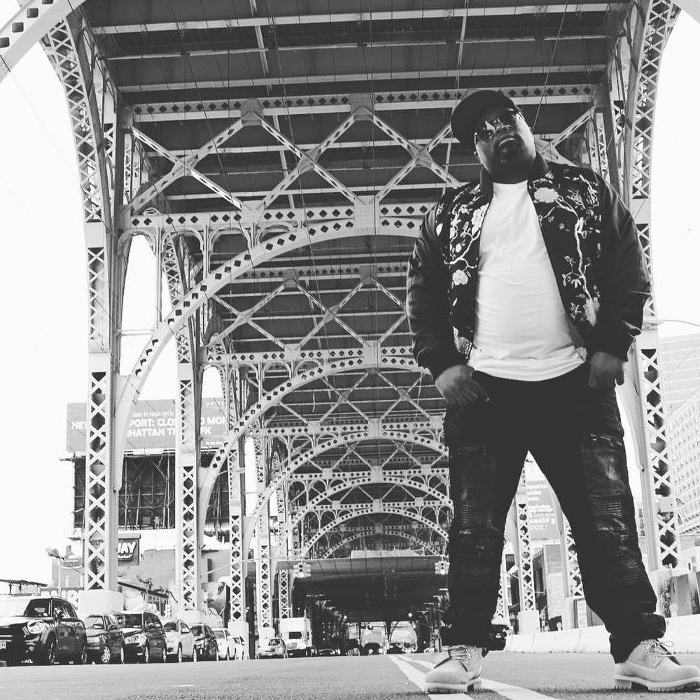 Super Producer Hassan Shareef (Black Magic Studios NYC) IG: @NBSGeneral