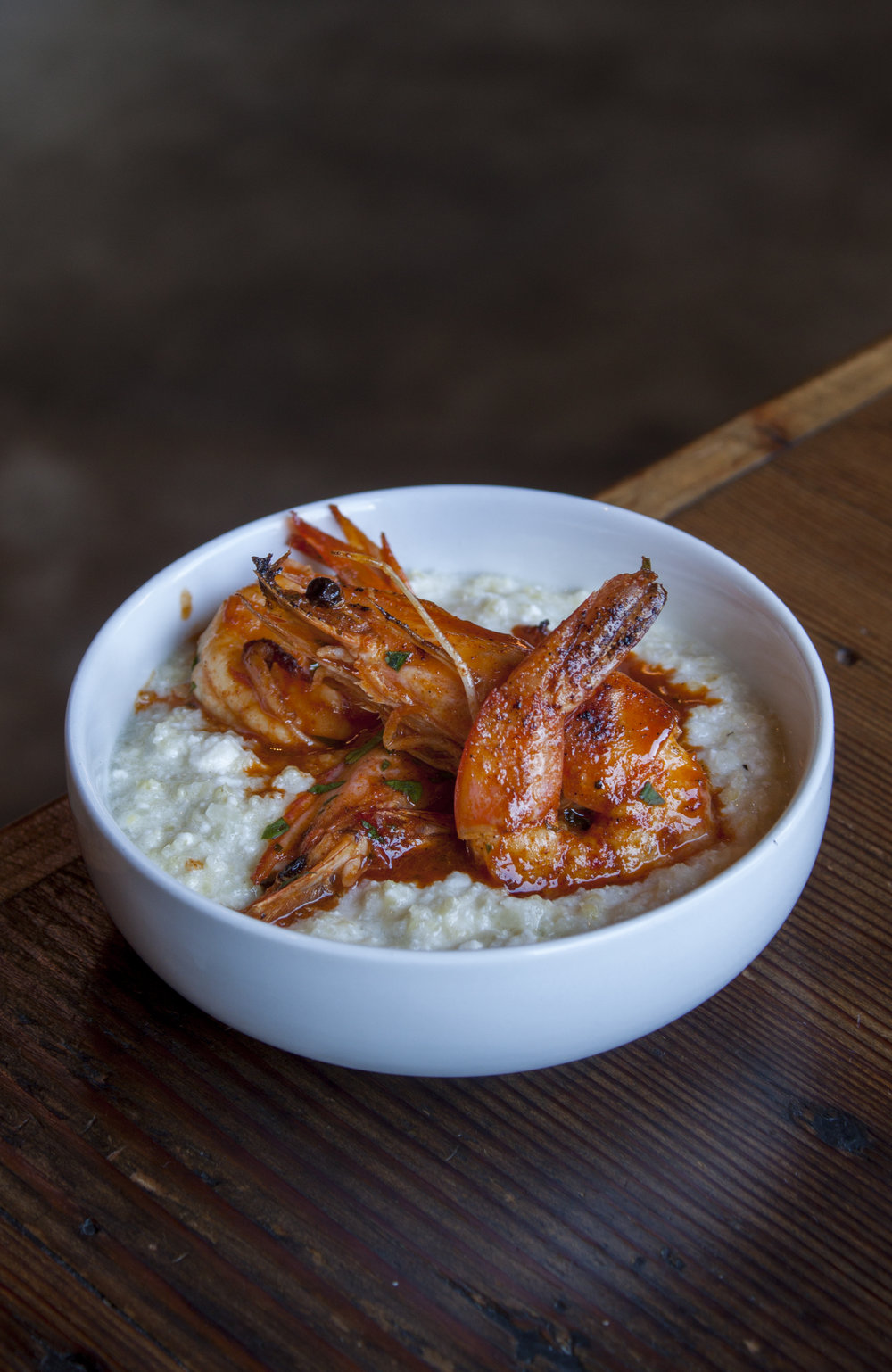 One of the best shrimp and grits in LA can be surprisingly be found at Odys Penelope in Mid-City. Made with cauliflower, this recipe is unique. Odys+ Penelope