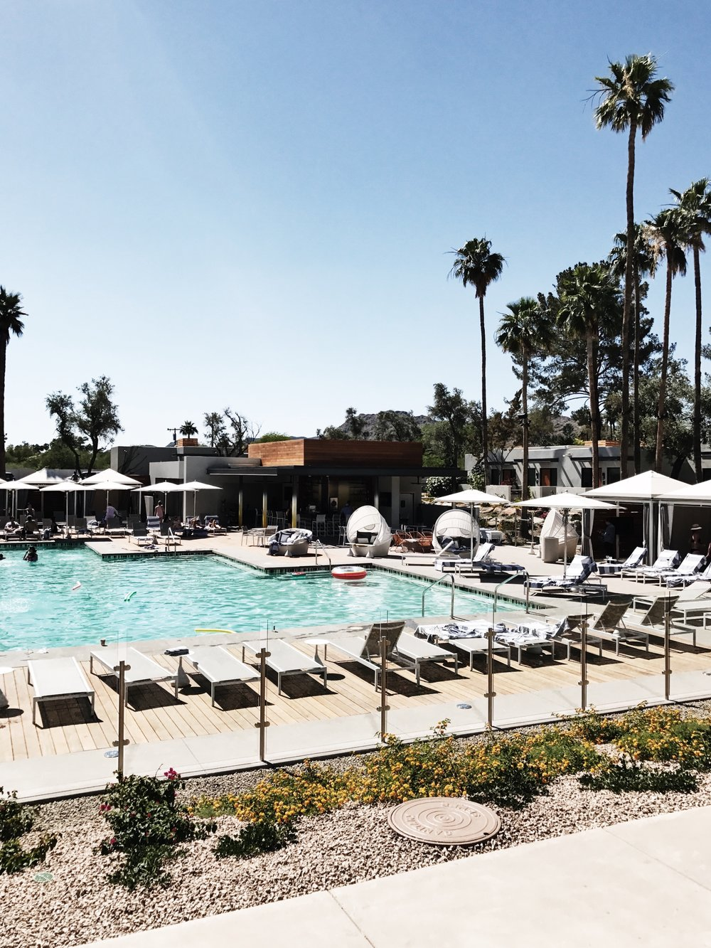Andaz Scottsdale Resort & Spa, Best Hotels in Arizona, Luxury Hotels Arizona, Best Pools in America