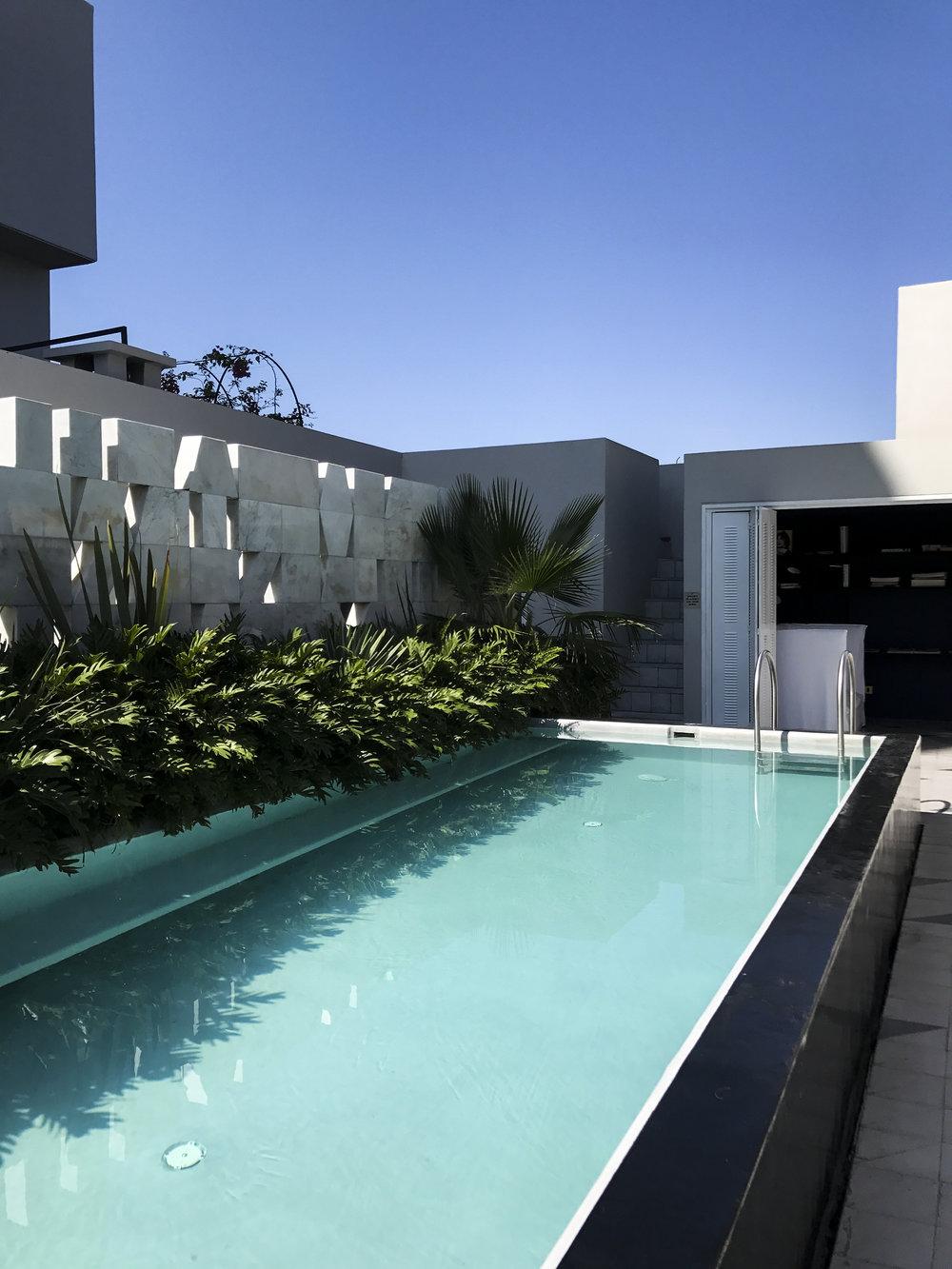 Casa Fayette Rooftop Pool