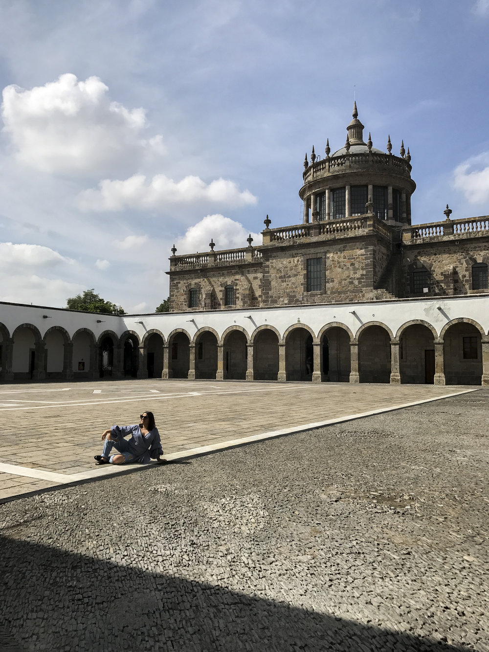 Living My Best Life at Hospicio Cabañas
