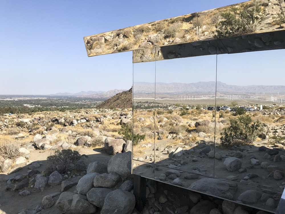 Doug Aitken's Mirage–Desert X