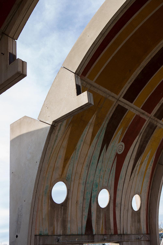 Arcosanti Vaults