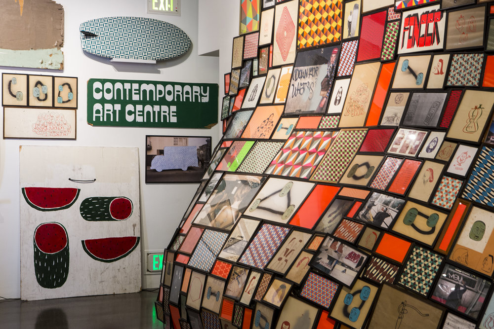 Barry McGee at Museum of Contemporary Art Santa Barbara