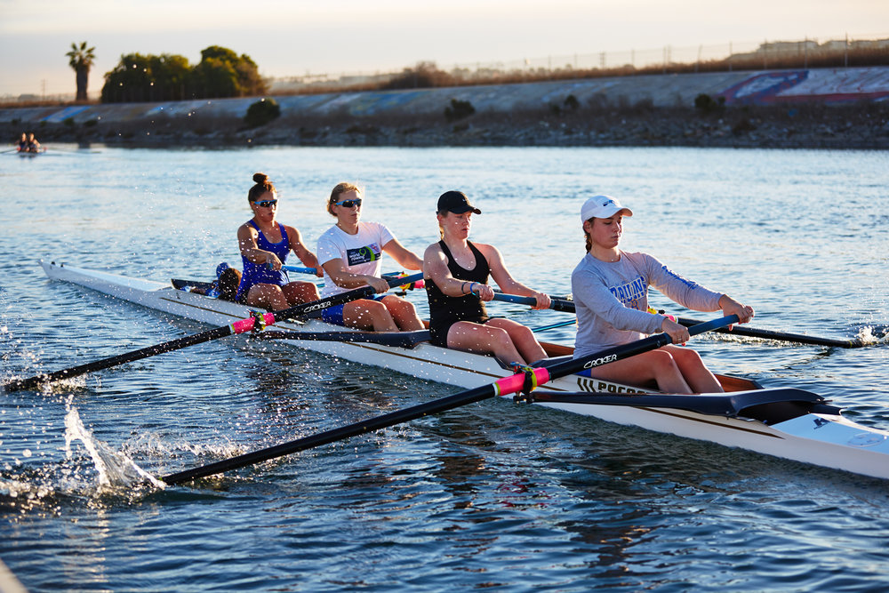 UCLA WOMEN'S ROWING