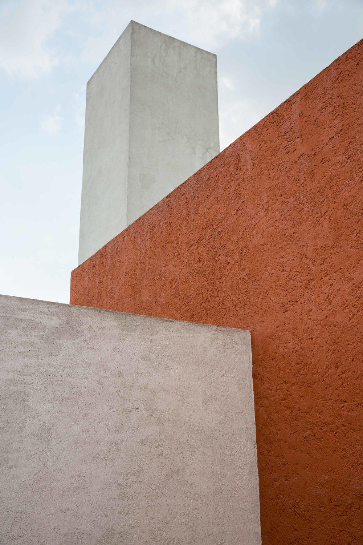 Luis Barragan House, Mexico City