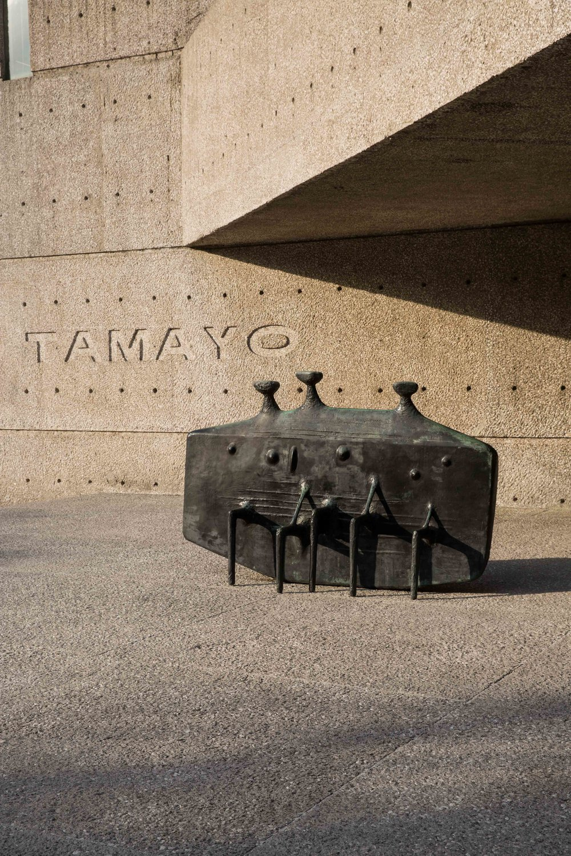 Tamayo Gallery, Mexico City