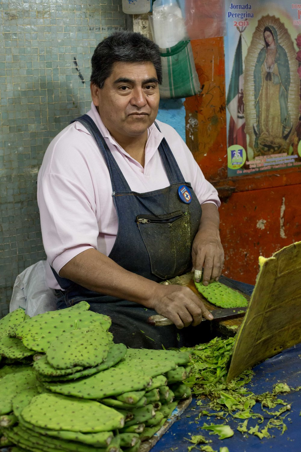 Market, Mexico City
