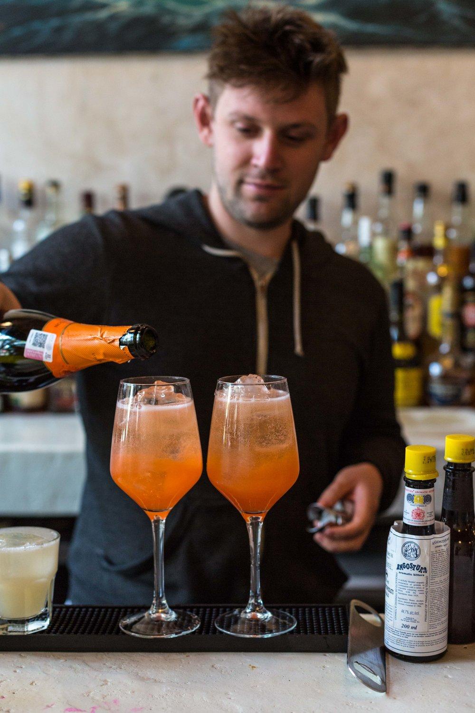 Cocktails, Mexico City